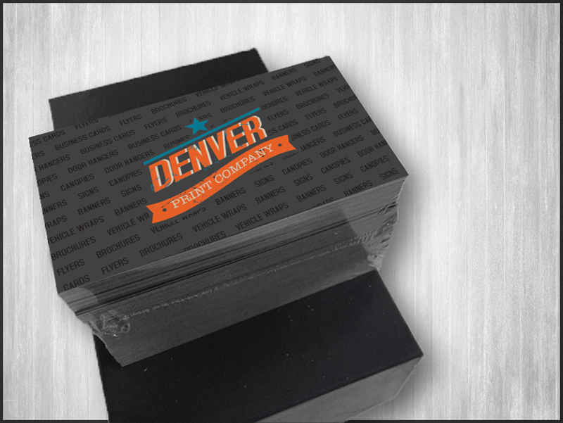 Denver Print Company Online Store