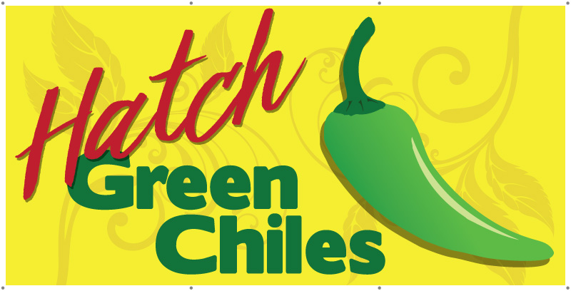 hatch green chilies banner